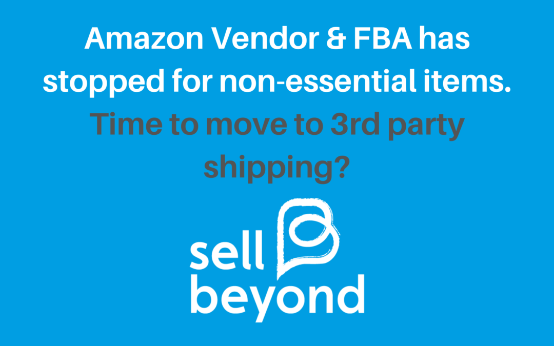 How to move from Vendor Central to Seller Central on Amazon and grow your Amazon sales