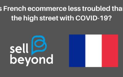 France Sees 74% Increase In Online Sales