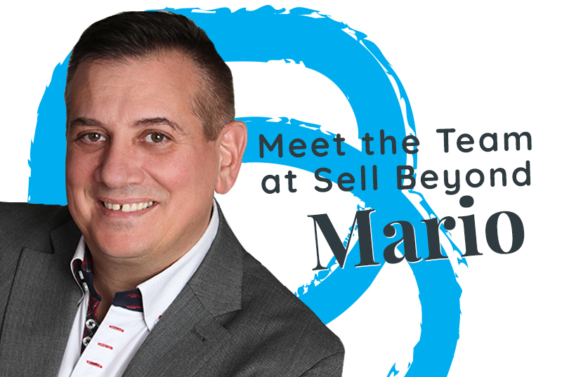 Meet the Team: Sell Beyond's One and Only Super Mario