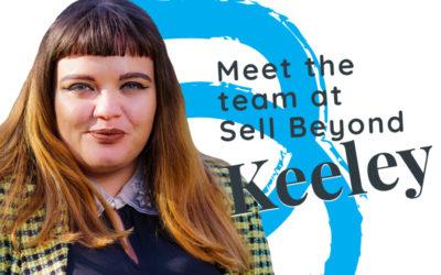 Meet the Team: Chief Copywriter Keeley Middleton