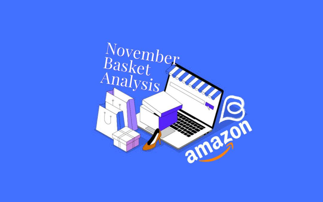 November Amazon Basket Analysis 2020